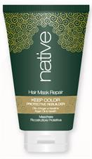 NATIVE HAIR MASK TUBO 250 ML