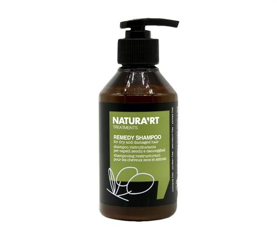 NATURA'RT REMEDY SHAMPOO 250ML