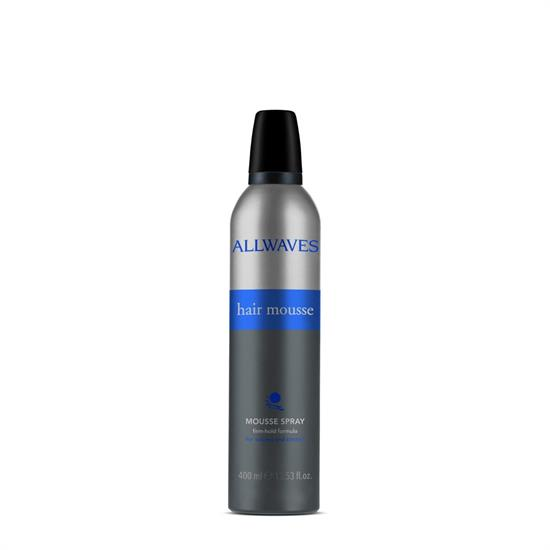 MOUSSE ALLWAVES VOL. AND CONTR. 400ML