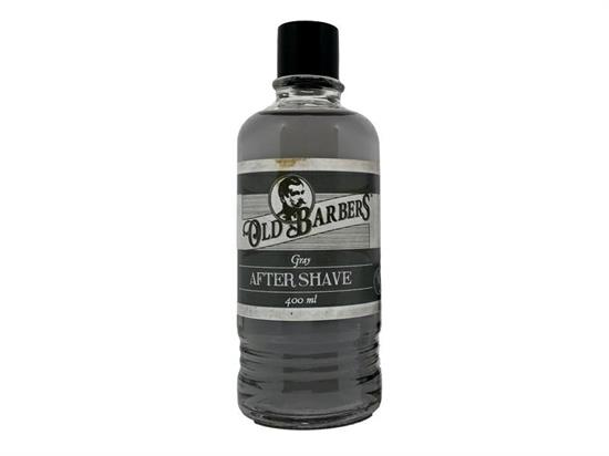 OLD AFTER SHAVE GRAY 400 ML