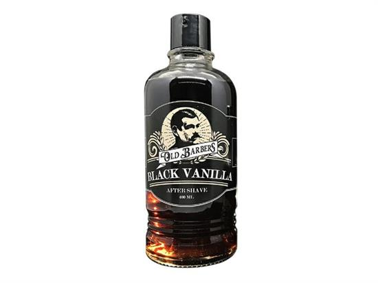 OLD BLACK VANILLA AFTER SHAVE 400 ML